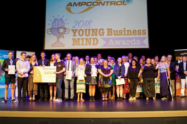 2018 Young Business Mind Awards